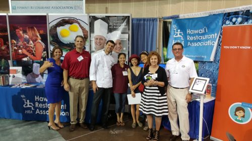 HRA at the 2016 Expo