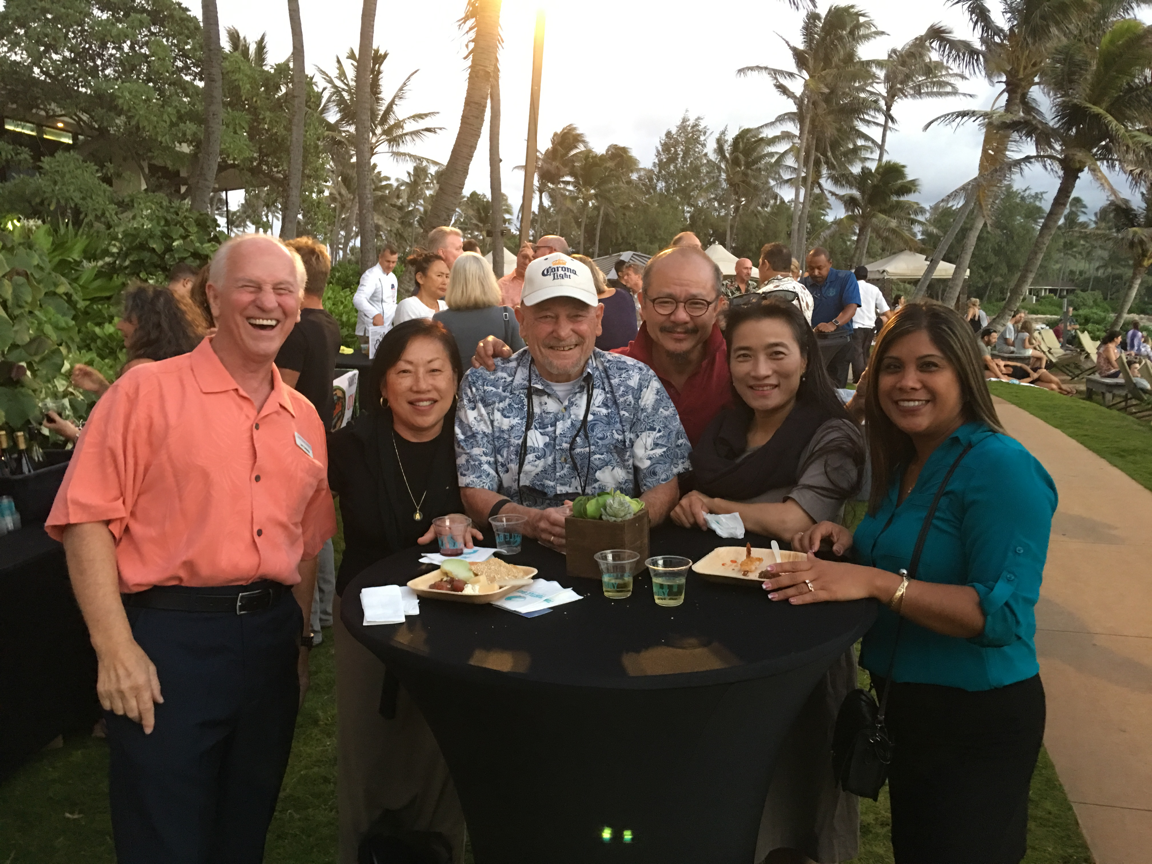 HRA Membership Mixer at Oahu's Turtle Bay a Great Success!