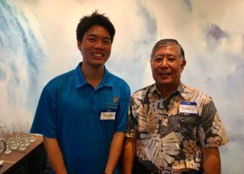 Yusuke Matsuda, Sidney Higa