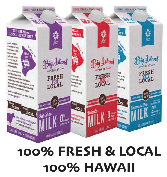 Dairy Farm Big Island Hawaii
