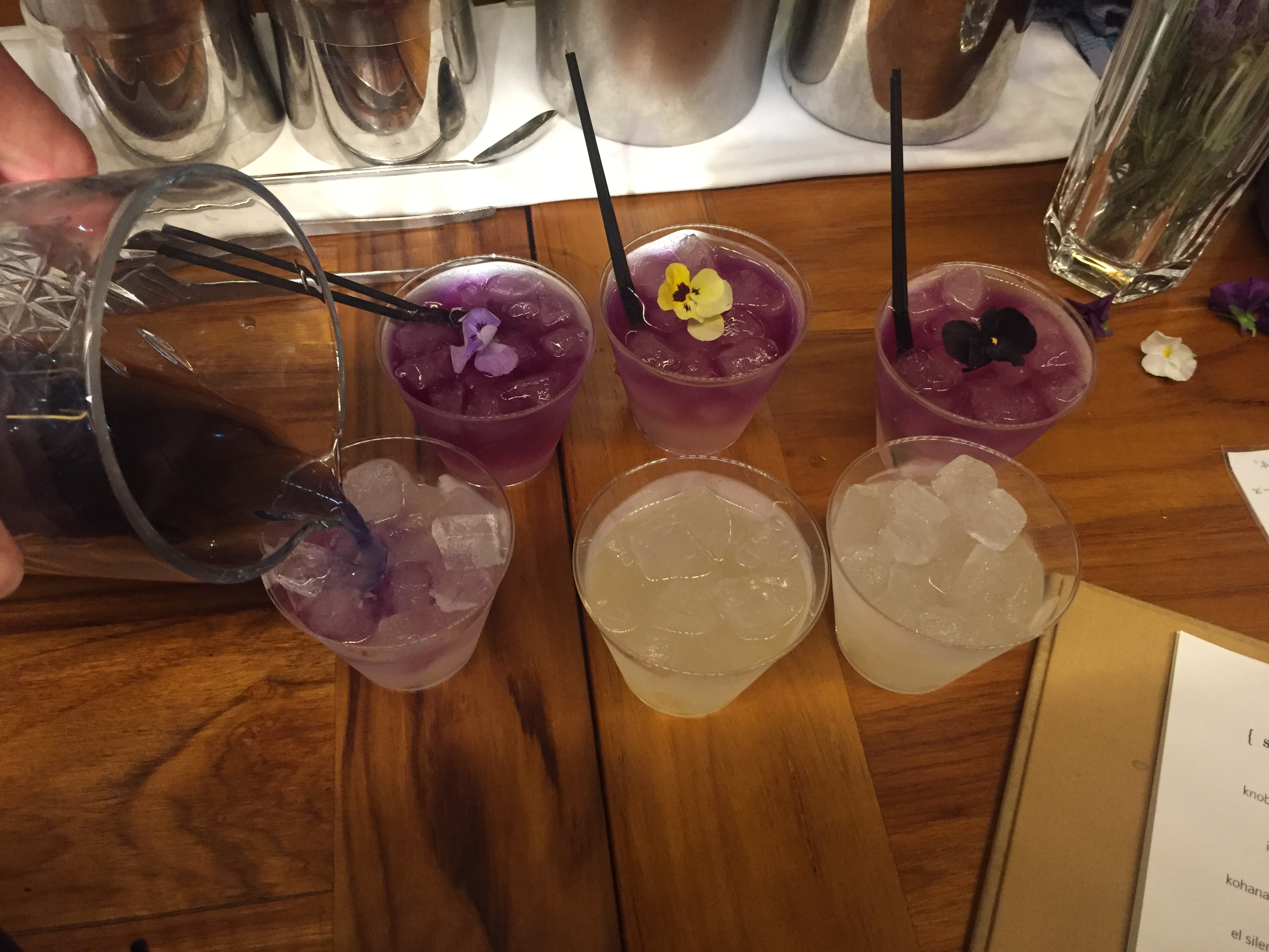 CALL FOR ENTRIES FOR DTRIC INSURANCE'S 2ND ANNUAL HAWAII'S BEST MOCKTAILS CONTEST
