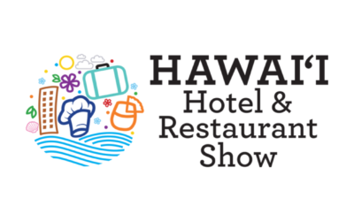 Reserve your Space for the Hawaii Hotel & Restaurant Show
